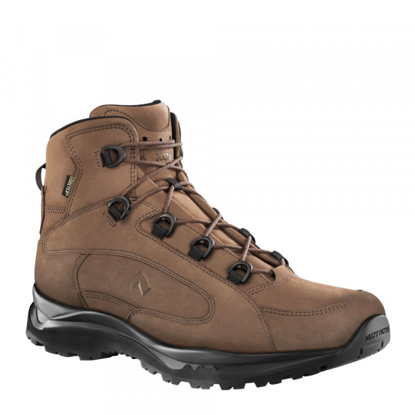 HAIX Dakota Mid Brown