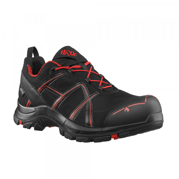 HAIX Black Eagle Safety 40.1 Low black/red