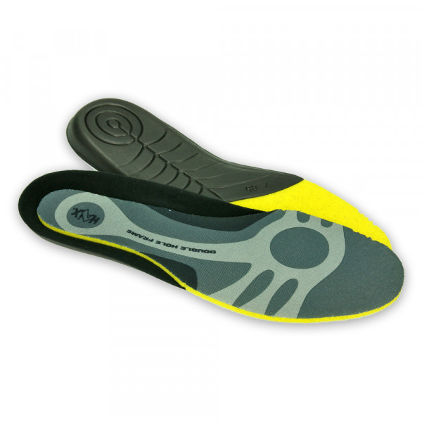 HAIX Insole Soft, black-yellow