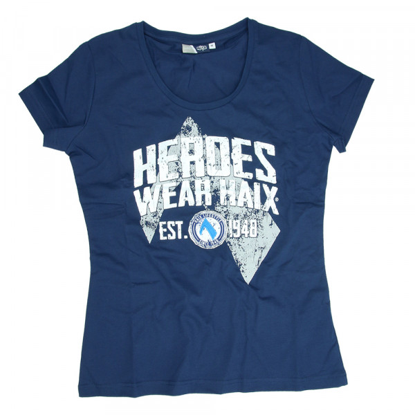 HAIX Seasonal Shirt 2015 blue