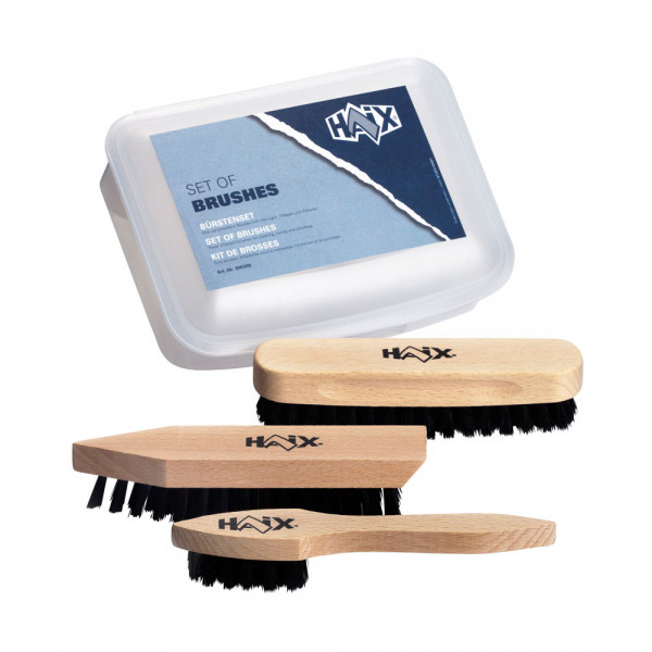 HAIX Set of Brushes